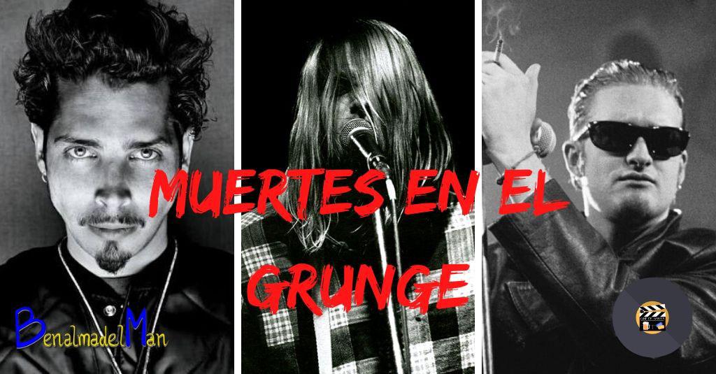 Muertes en el grunge