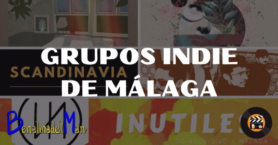 Vinilo de barra - Grupos indie de Málaga