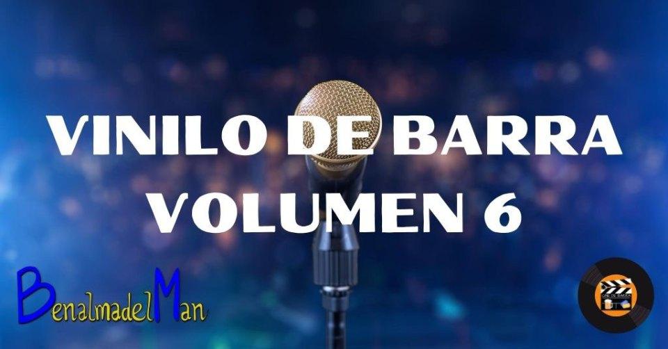 vinilo de barra volumen 6 blog