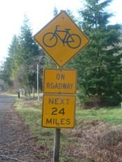 24 Miles? At least!