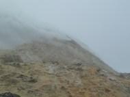 Der Hauptkrater! 3254m