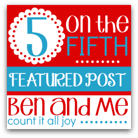 5 on the Fifth Featured Post