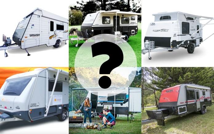 caravans for couples | ben & michelle