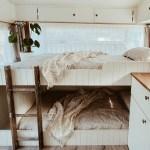 Caravan Bunk Beds Caravan Renovation Series Ben Michelle