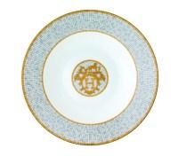 Hermes Dinnerware & Hermes Africa Green Porcelain Dinner