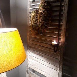 Waxinelicht hanger