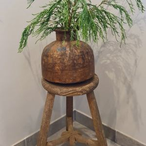 Oude Indische waterpot