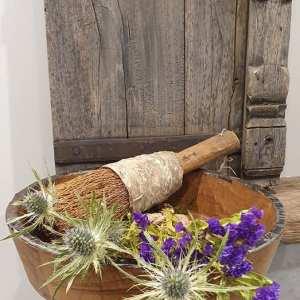 mangohouten schaal | Benard's Woonaccessoires