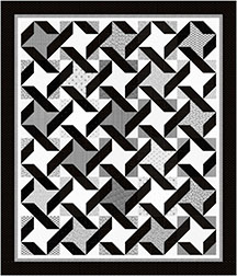 Domino Weave
