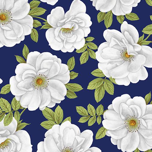 Blue & White Elegance