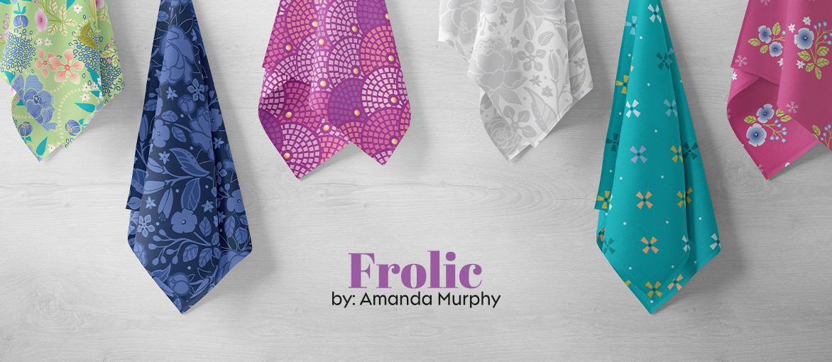 Frolic by Amanda Murphy