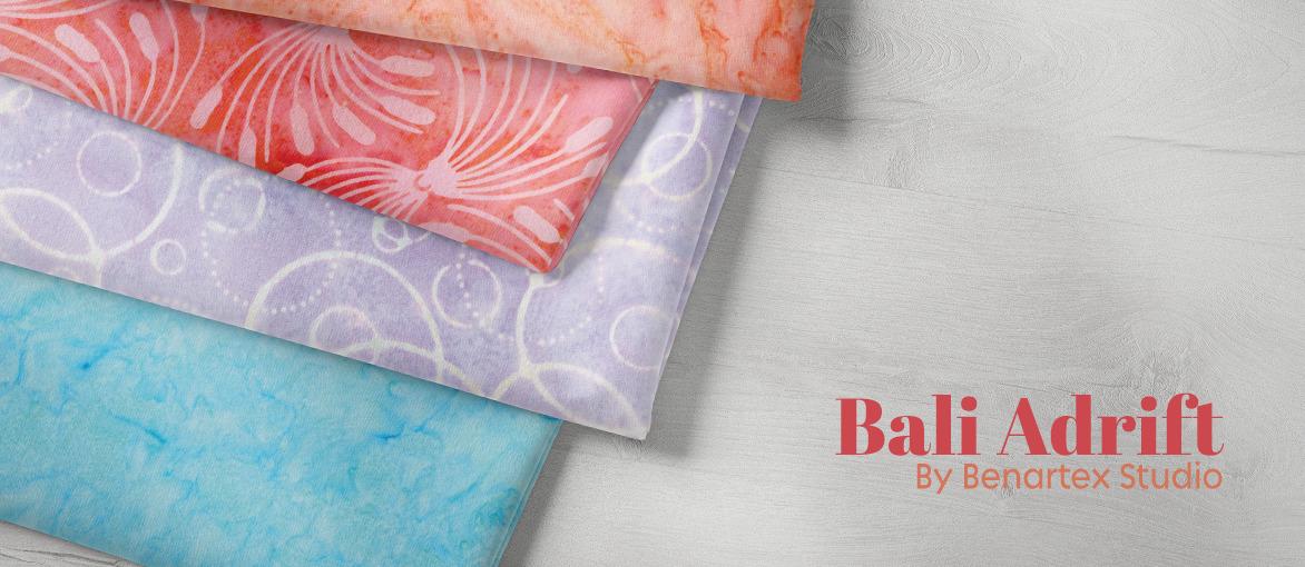 Bali Adrift by Benartex Studio