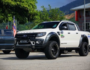 Ford Ranger Accessories Malaysia