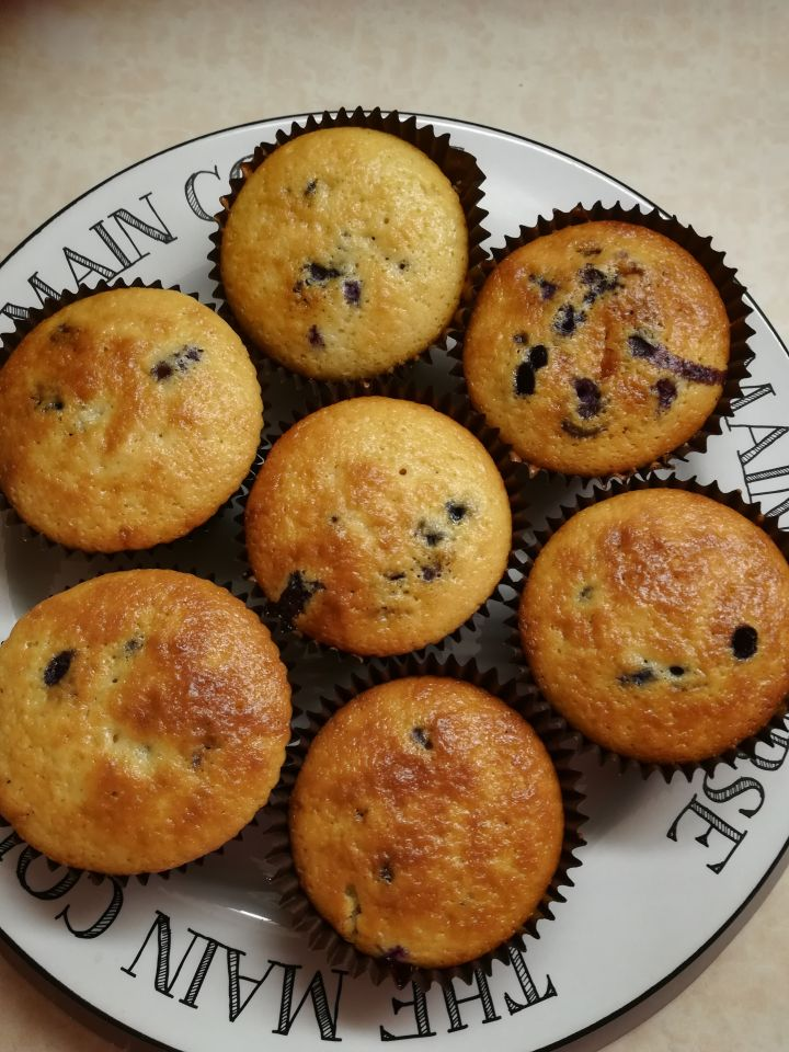 Costa Blueberry Muffin Recipe