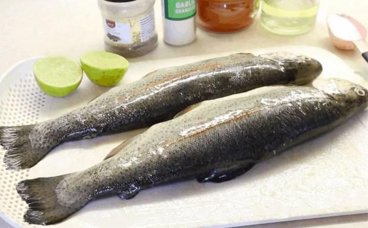 Crispy Pan Fried Fish Recipe