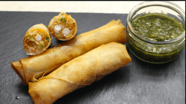 Traditional Spring Rolls