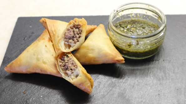 How To Make Keema Samosa