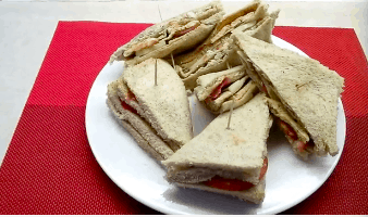 Club Sandwich Recipe With Egg