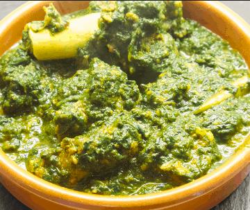 SAAG GOSHT RECIPE PAKISTANI