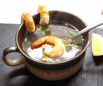 Authentic Thai Lemongrass Soup Recipe