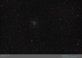 Messier 37 - Open Cluster in Auriga