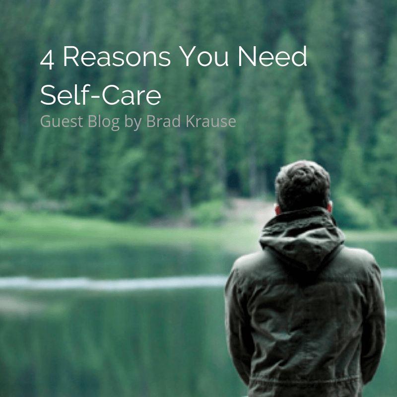 4 Science-Backed Reasons You Need to Focus on Self-Care for Your