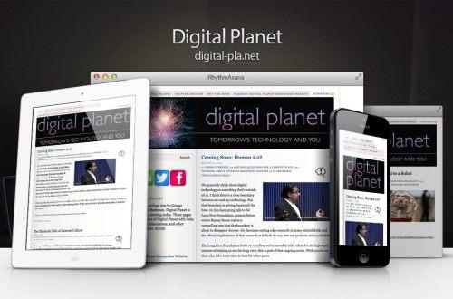 Digitalplanet Responsive Showcase