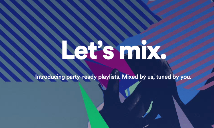 Why DJs Need to do More Than Mix – Spotify Party