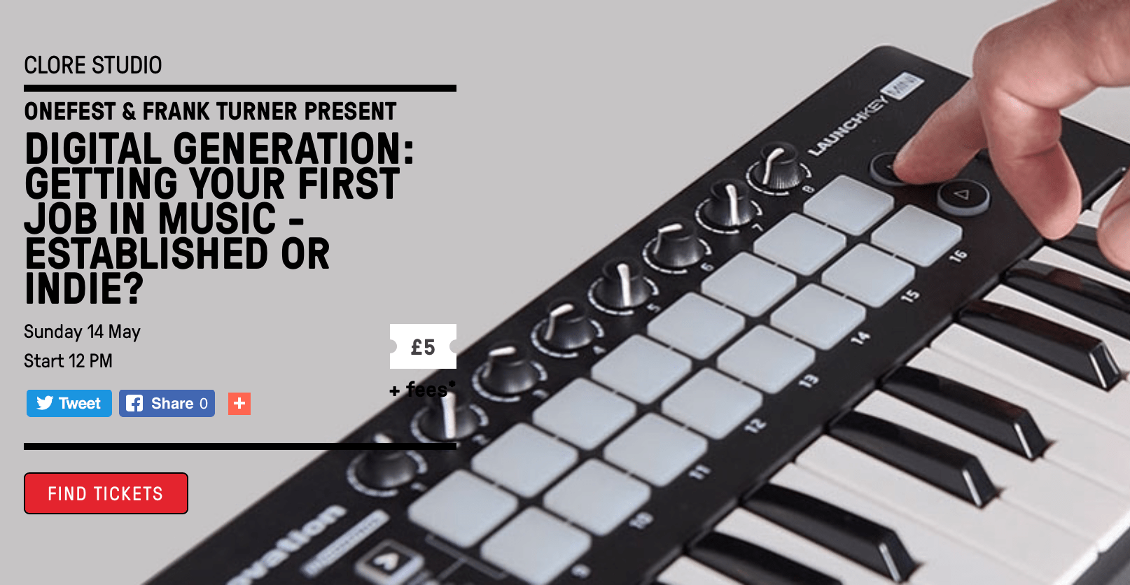 DIGITAL GENERATION: GETTING YOUR FIRST JOB IN MUSIC – ESTABLISHED OR INDIE?