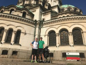 Ben Around the World Diary – Day 22 – 4th August 2018