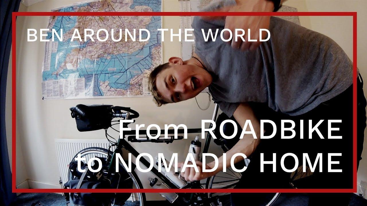 From ROADBIKE to HOME AROUND THE WORLD