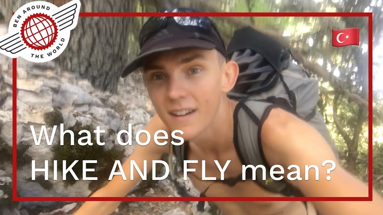 What does HIKE and FLY mean?