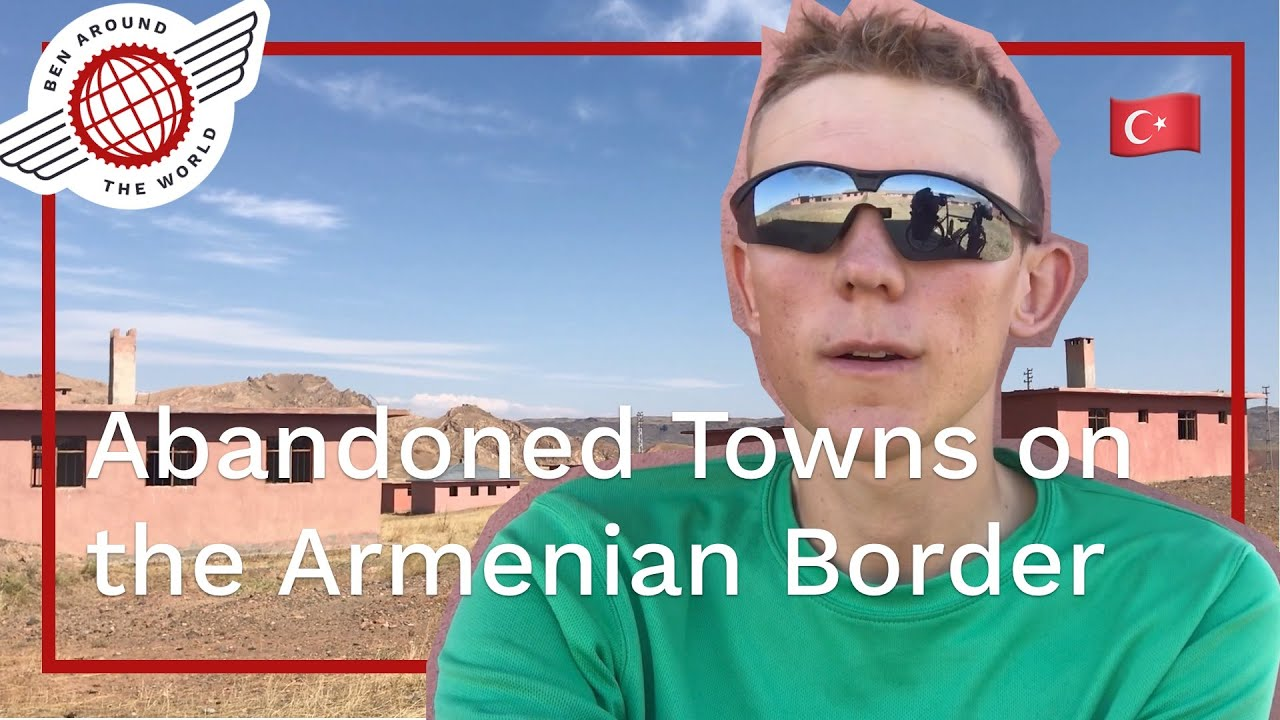 Abandoned Towns on the Armenian Border Cycle Touring
