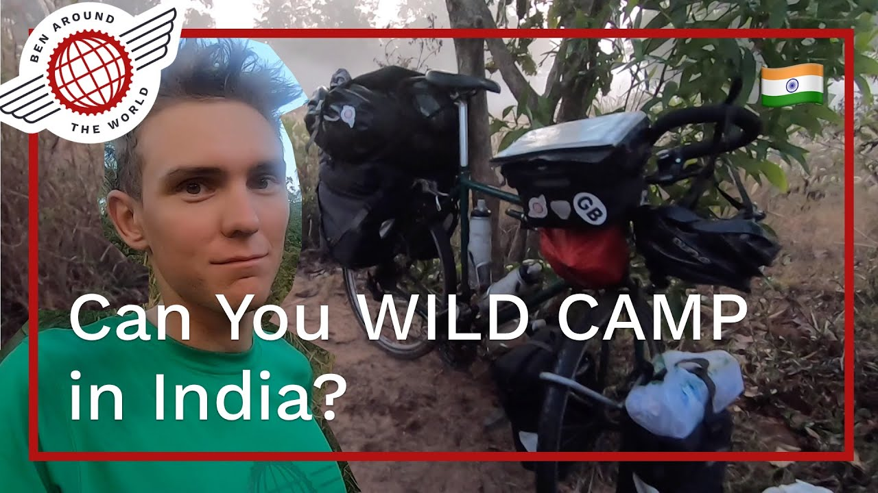 Can You Wild Camp in India? – Camping on the Beach and Bekal Fort