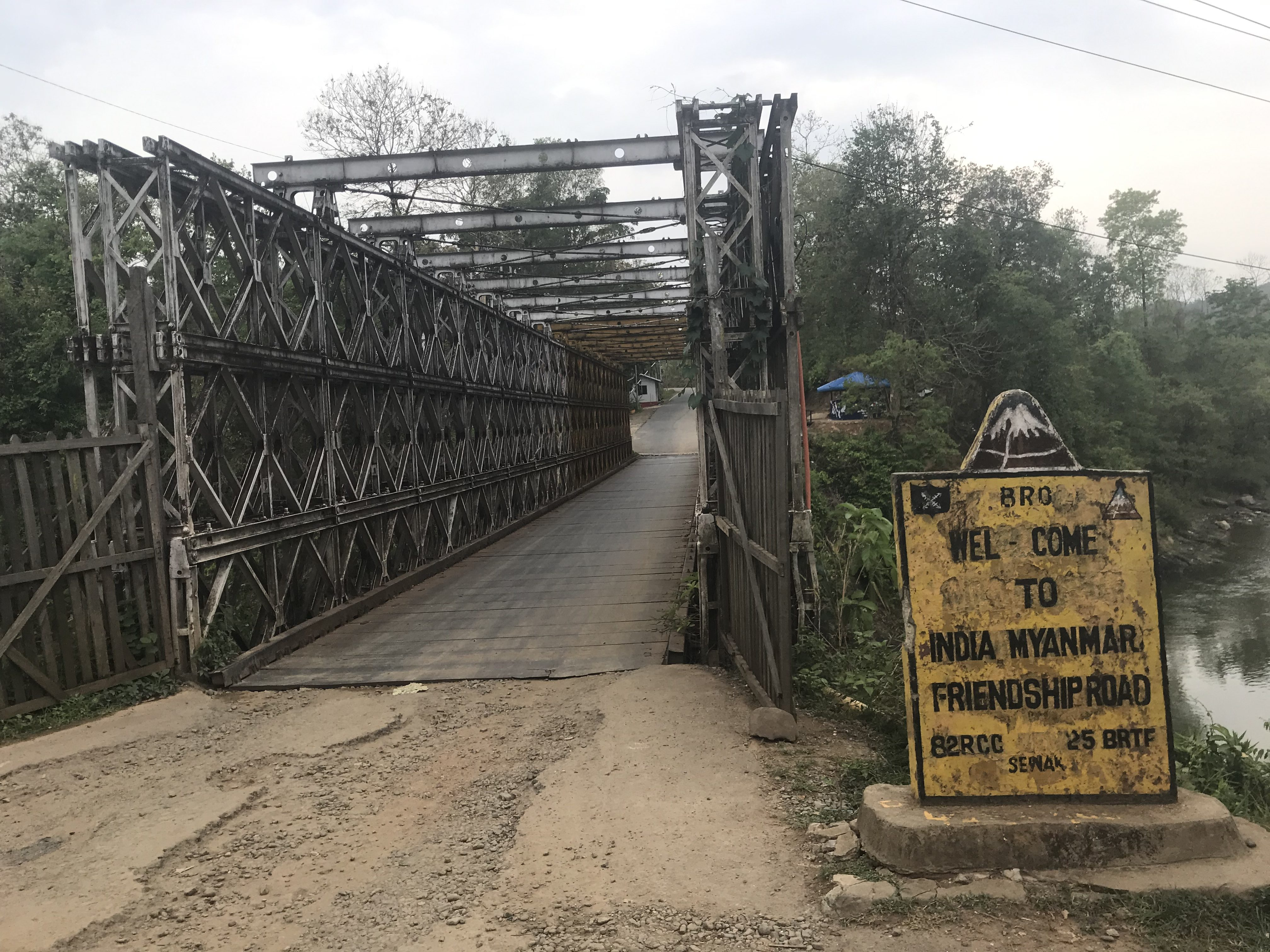 Crossing into Myanmar Part II – Ben Around the World Diary – Day 119 – 5 June 2019
