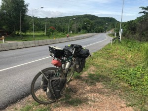 Loneliness on the Road – Ben Around the World Diary – Day 130 – 16 June 2019