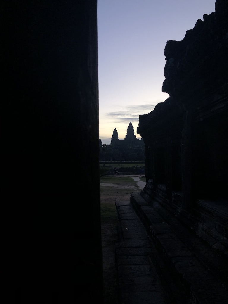 Angkor Wat – Ben Around the World Diary – Day 160 – 5th December 2019