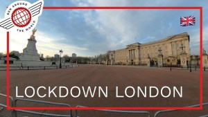 """Rush Hour"" Lock Down London – Bank Holiday Cycle VLOG"