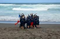 ®Benoit-CARPENTIER-longboard-2014-EUROSURF-Junior-ACORES-equipe3©FFS