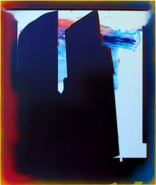 SectionWalls13 - 150cmX130cm, oil, acryl on canvas, 2014