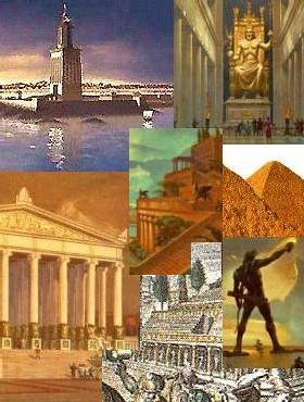 Les 7 Merveilles Du Mondes : merveilles, mondes, «nouvelles», Merveilles, Monde, Internet