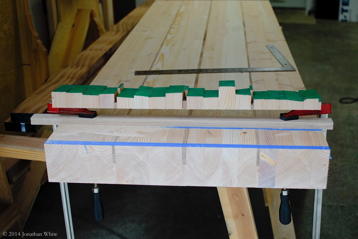 Stupendous Gluing Up The Workbench Top The Bench Blog Download Free Architecture Designs Scobabritishbridgeorg