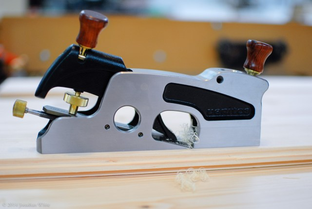 I was able to fine tune the fit with my Veritas Shoulder Plane.