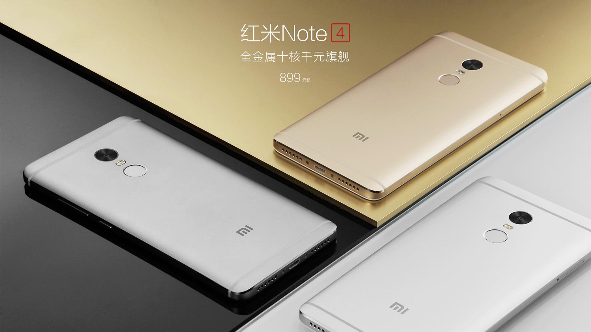 MediaTek Helio X20,紅米 Note 5 登場