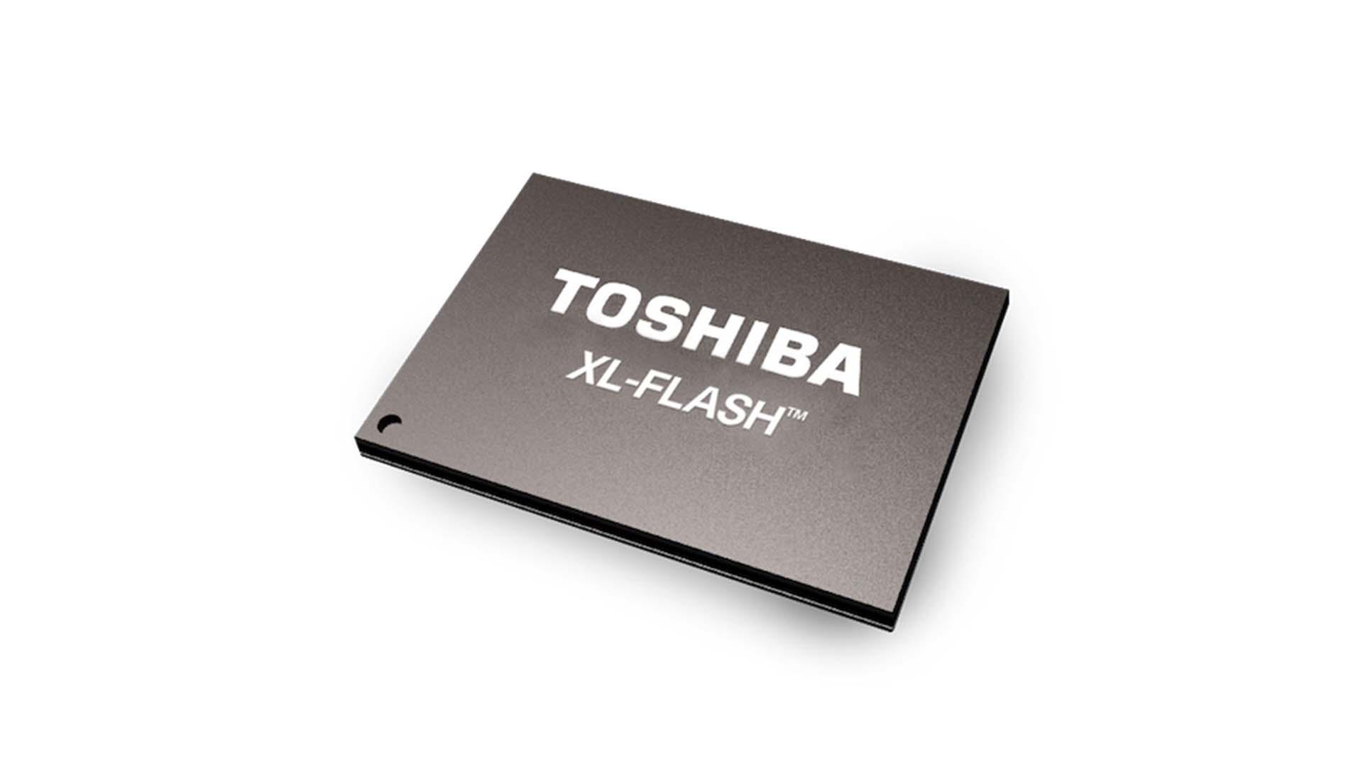 延遲表現更低,Toshiba 發表 3D SLC NAND Flash 基礎的 XL-Flash - BenchLife