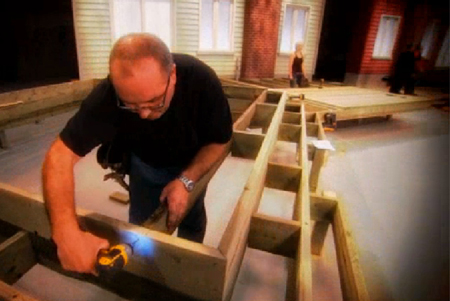 Benchmark building a deck on Deck Wars