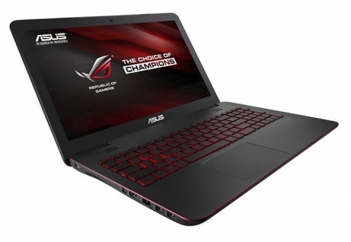 ASUS amplía su gama de portátiles Gaming con los ROG G551 y G771