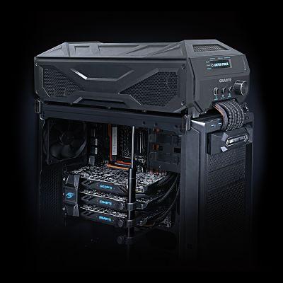 Gigabyte presenta un nuevo kit Tri-SLI WaterForce de GTX 980