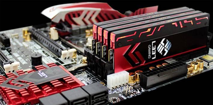 Avexir anuncia el lanzamiento de módulos de memorias DDR4 a 3400MHz en un futuro