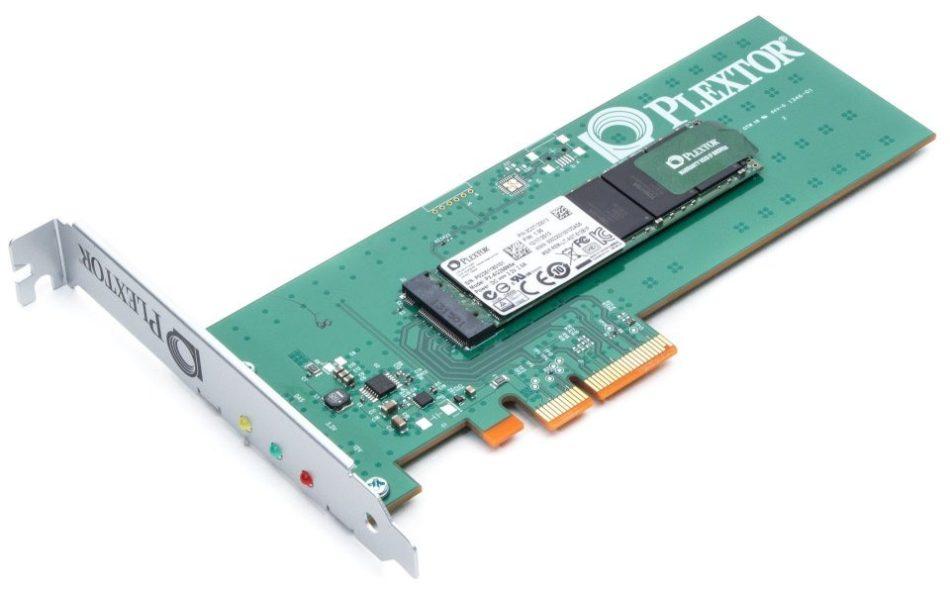 Plextor M6e PCIe SSD – Review